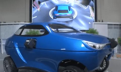 3D 360 Car Feature