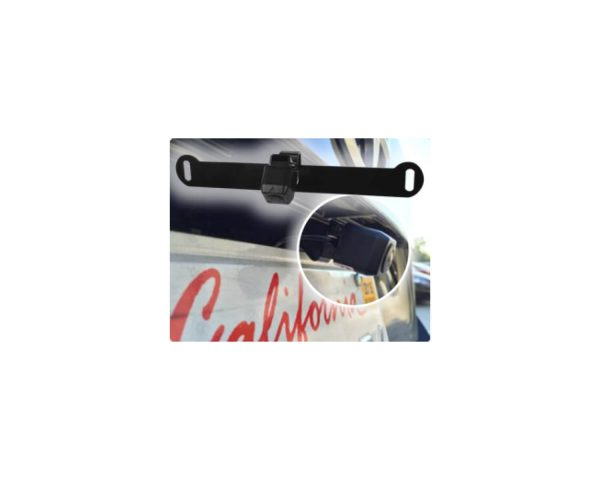 BL-01 -- License Plate Bracket for MINy Backup Cameras 4