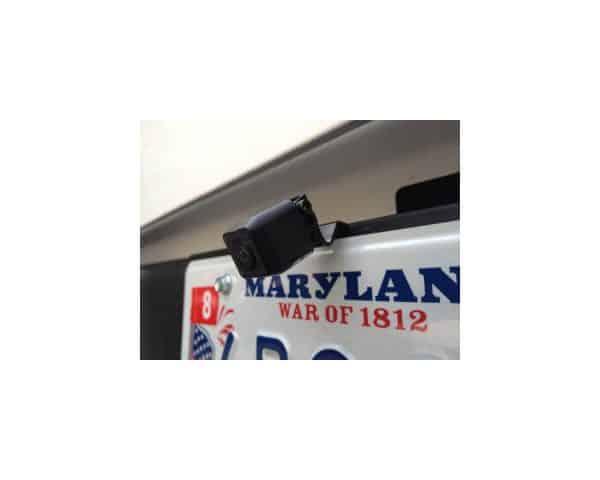 BL-01 -- License Plate Bracket for MINy Backup Cameras 3