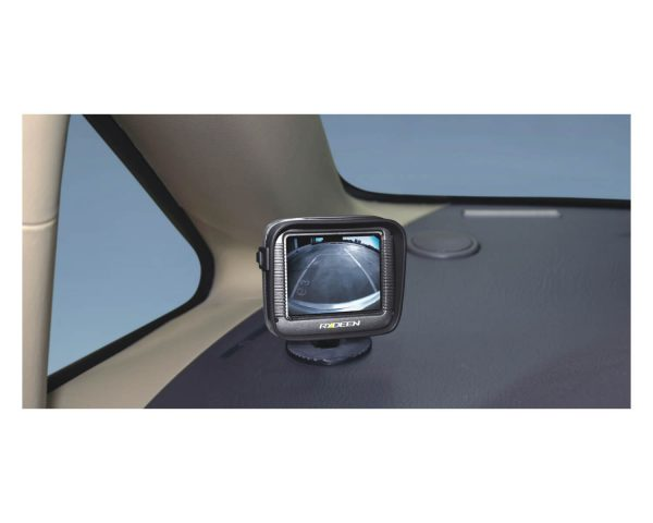 BM354S -- 3.5-Inch Stand Alone Backup Monitor 2