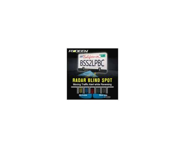 BSS2LPBC -- Advanced License Plate Bar Blindspot Detection System 8