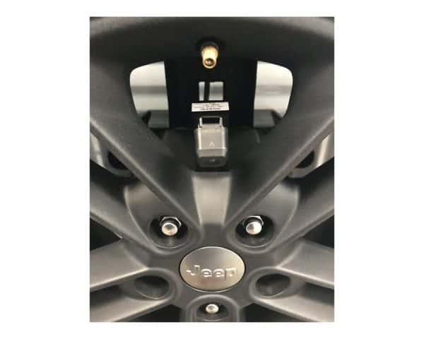JB01 -- Jeep Spare Tire Backup Camera Bracket 1