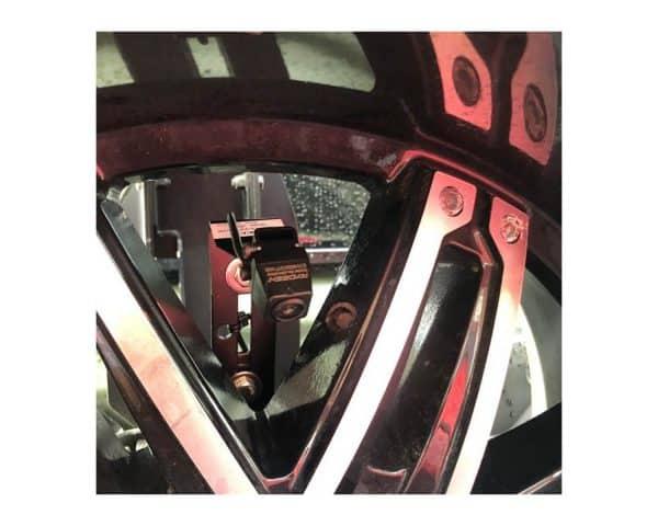 JB01 -- Jeep Spare Tire Backup Camera Bracket 4