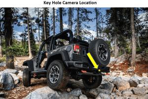 Key Hole Location