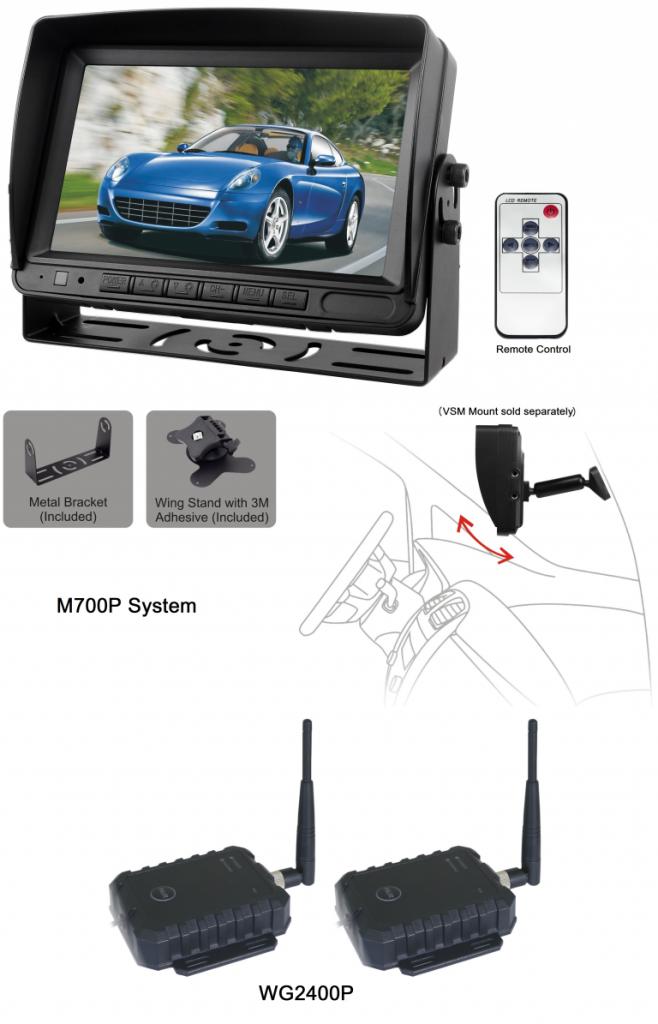 M7000P & WG2400P