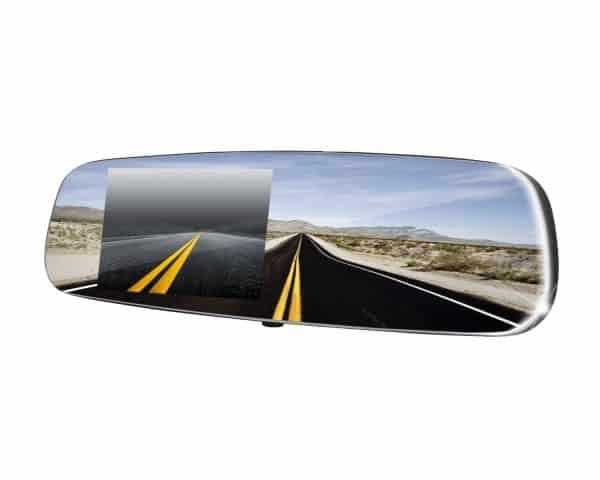 MV437FL -- Frameless Mirror with Auto Brightness Control 1