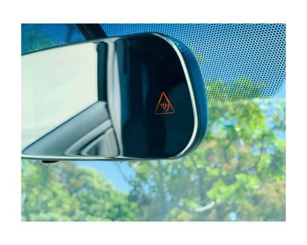 BSS-MI -- Frameless Mirror with Auto Brightness Control 1