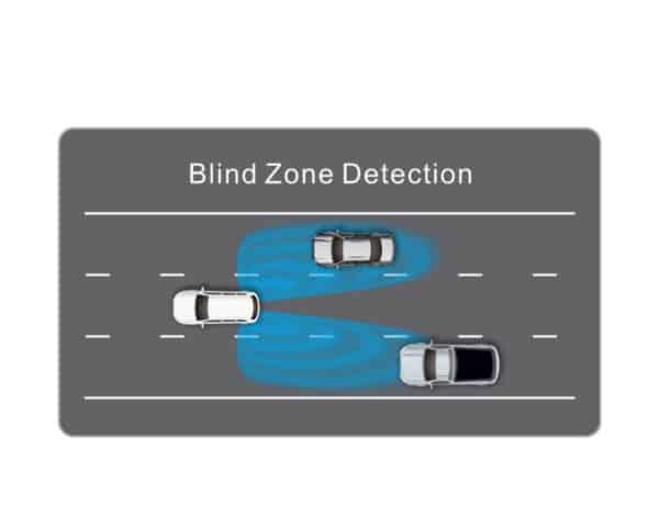 BSS2LPB -- License Plate Bar Microwave Radar Blindspot Detection System 8
