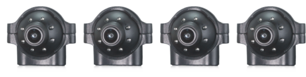 Rydeen Introduces Line of Pro Grade Vehicle Products at CES 2015 - New line of Cameras, Monitors and DVR's designed specifically for the rigors of commercial vehicle use 2