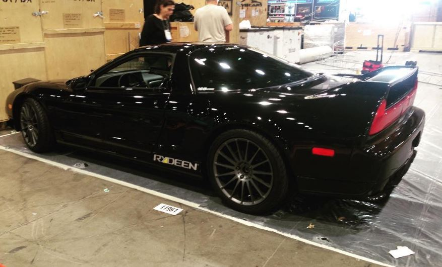 Rydeen Mobile Electronics made it to #Sema2016!!! 1