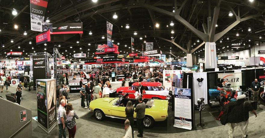 Rydeen Mobile Electronics made it to #Sema2016!!! 5