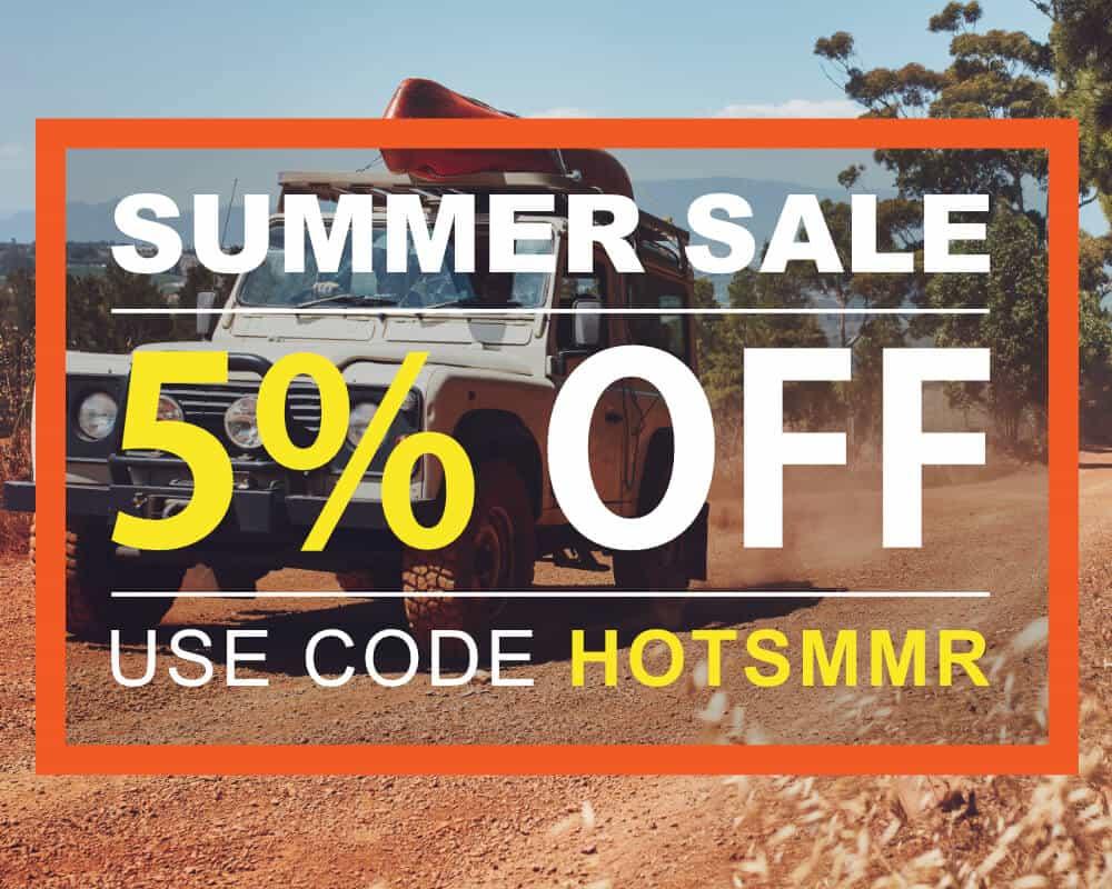 Summer 5%
