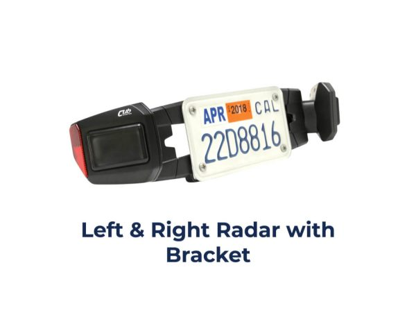 VS-95A013 -- Motorcycle Blindspot Detection System 1